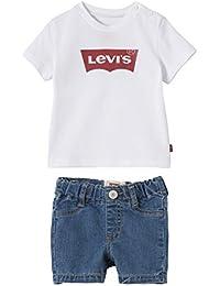 Levi's Baby Boys' Tee+Short Clothing Set