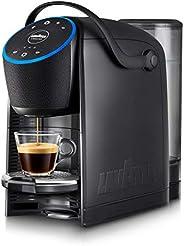 Lavazza A Modo Mio Voicy, Macchina Caffè Espresso con Alexa Integrata e Controllo Smart Home, per Capsule Lava