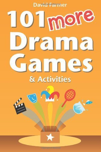 101 More Drama Games and Activities by Farmer, David (2012) Paperback