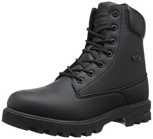 Lugz Men's Empire Hi Wr Winter Boot, Black Scuff, 9.5 D US Hi Winter Boot