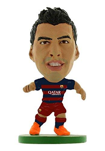 Luis Suarez in Barcelona FC Home Kit Soccerstarz