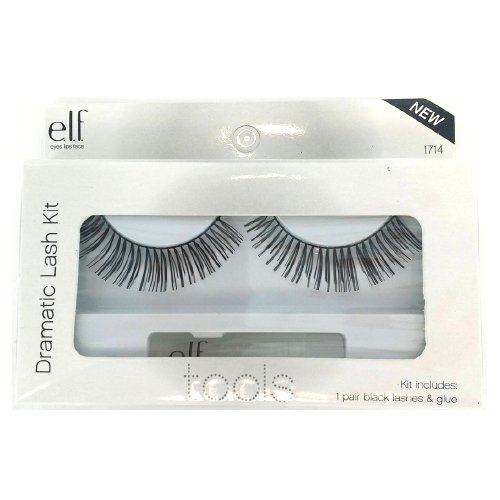 (6 Pack) e.l.f. Essential Dramatic Lash Kit - Black
