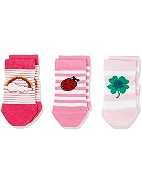 Tommy Hilfiger Unisex Baby Socken, 3er Pack