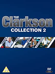 The Clarkson Collection 2 [Powered Up / Thriller / Hot Metal / The Good, The Bad, The Ugly] [DVD]