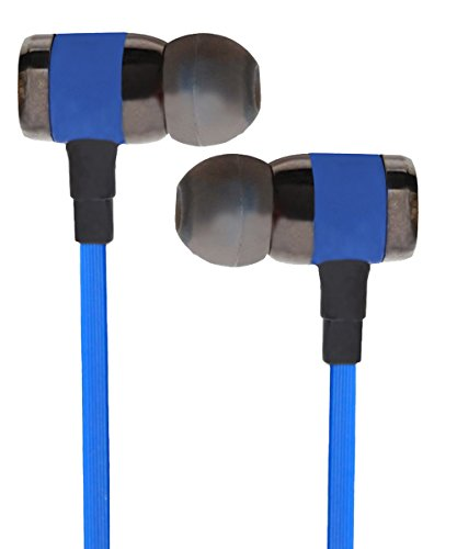 Jkobi HD Sound Earphones Headset Compatible For Oppo R1 R829 -Blue  available at amazon for Rs.270