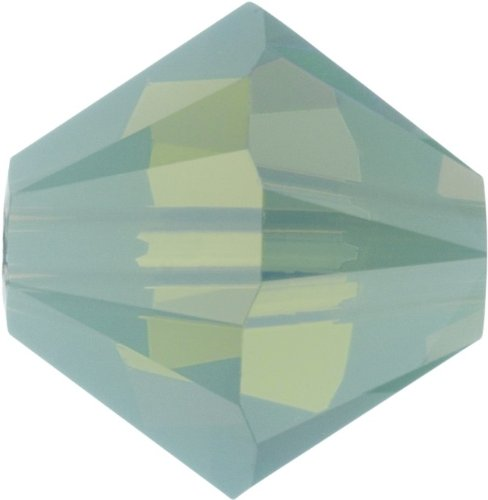 Original Swarovski Elements Beads 5328 MM 5,0 - Tanzanite AB (539 AB) ; Diameter in mm: 5 ; Packing Unit: 720 pcs. Pacific Opal (390)