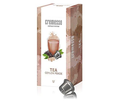 Cremesso Delizio Kapseln Tea Ceylon Pekoe 6 x 16 Kaffee Kapseln 6er Pack