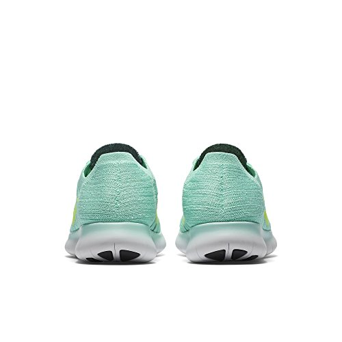 Nike 831070-300, Sneakers trail-running femme Vert