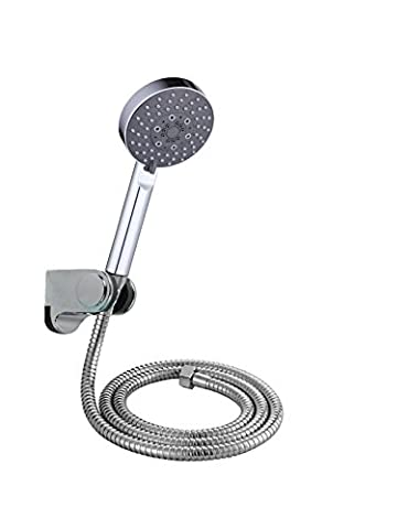 XL Mutli function Shower Head,Extra Long Hose 2 Meter(78.75 inches).