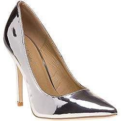 Solesister Fifee Damen Schuhe Metallisch