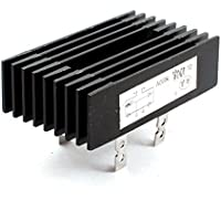 QL Type 4 pins Single Phase Bridge Rectifier Diodo 100 A 1600 V Heatsink