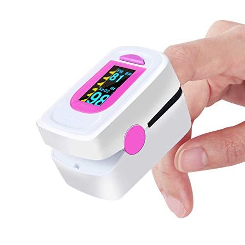 Fingerabdruck-Typ des pulsierenden Sauerstoffmessers Blutsauerstoffsättigungs-Detektorclip-Fingermonitor des Oximeter medizinischen Haushalts