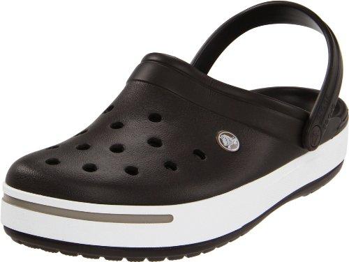 Crocs, Crocband II, Zoccoli e sabot,Unisex - adulto, Marrone (Eskh), 45/46