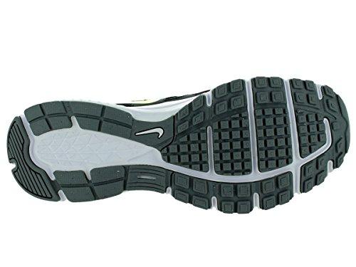 Nike Herren Revolution 2 Laufschuhe, Weiß, Talla Black (Schwarz / Volt-Cool Grey)