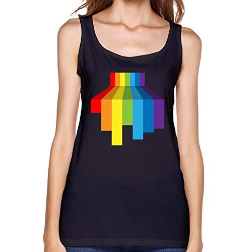 Vanesa Joyce Gay Pride Rainbow Flag Women Tank Top