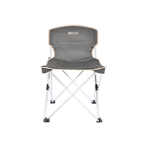 Aluminum Folding Chair Portable Camping Picnic Barbecue Painting Holiday Party Beach Chair Aluminum Double Oxford Outdoor Chair Bearing 100kg