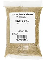 Whole Foods Market Cumin Ground, 100 g