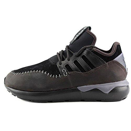 Adidas Tubular Moc Runner Synthétique Chaussure de Course CBlack-CBlack-NBrown