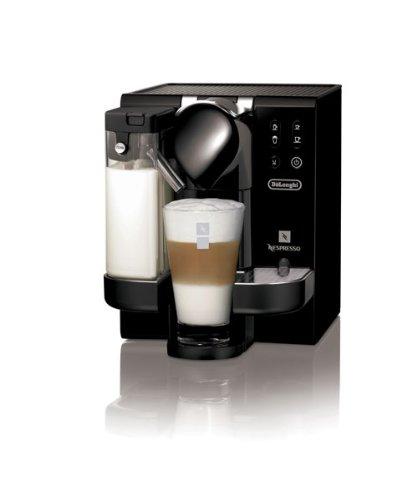 Primo Cappuccino-maschine (DeLonghi EN 670 B Nespresso Lattissima)