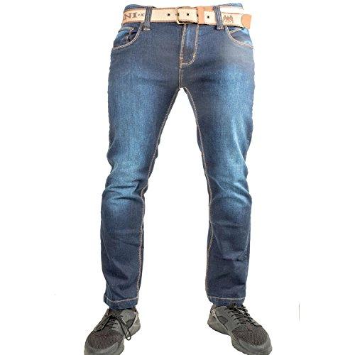 Peviani -  Jeans  - Uomo Indigo Blue