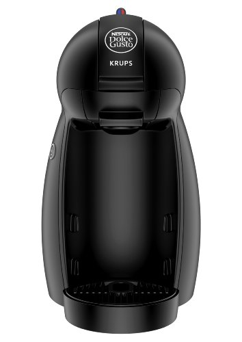 Krups NESCAFE Dolce Gusto Piccolo Manual Coffee Machine by Krups - Black