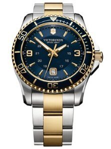 Victorinox Swiss Army Maverick LG Esfera Azul Reloj para hombre # 249079