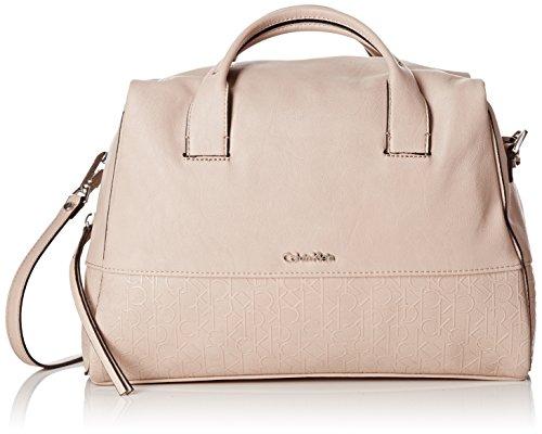 Calvin Klein Maddie, Sac porté main - Beige (012), Taille Unique
