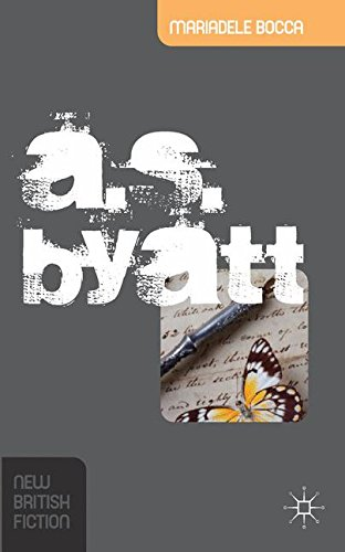 A.S. Byatt (New British Fiction)
