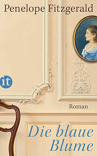 Die blaue Blume: Roman (insel taschenbuch) - Blumen-buch