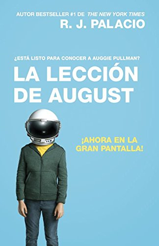 La Leccion de August (Movie Tie-In Edition)
