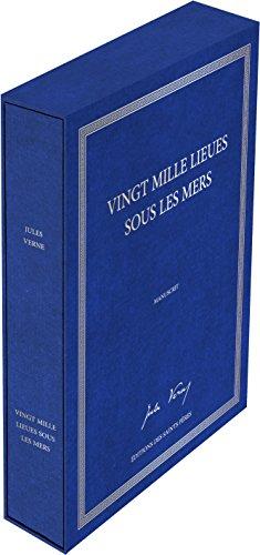 Vingt mille lieues sous les mers, le manuscrit