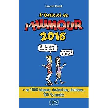 L'Officiel de l'humour 2016