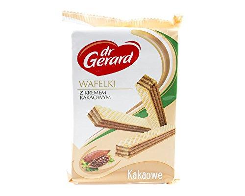 Waffeln mit Kakaocreme 230g von Dr.Gerard I Polnisches Gebäck & Knabberei