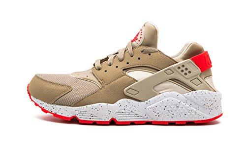 Nike Herren Air Huarache Sneakers Beige