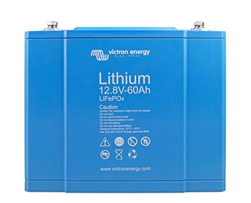 Batteria al Litio ferro fosfato della batteria 12,8V/60ah Smart con altoparlante otth