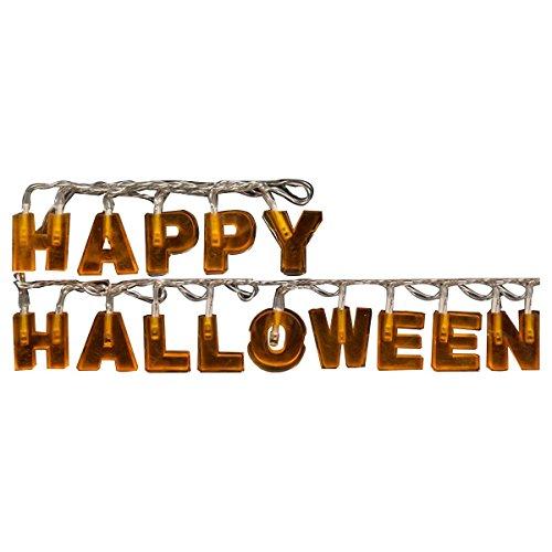 ery Powered Lights (Shooting-star Halloween)
