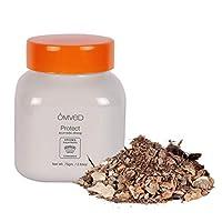 Omved PROTECT - Najarbutti Ayurvedic Cinnamon Dhoop Powder/Bakhoor - 100% Natural & Non-Toxic Ayurvedic Blend, 75g