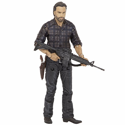 Action Figur The Walking DeadTV 7,5 Woodbury Rick Grimes
