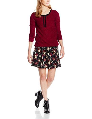 Molly Bracken I6229H16, Vestito Donna, Rosso (Rosso Scuro), 42