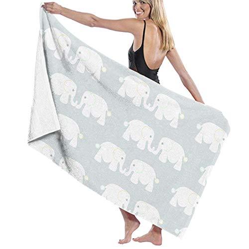 Jxrodekz Elephant Kitchen Dish Towels With Vintage Design