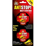 Home Defence Ant Stop! Bait Station, Destroys Ants and their Nests Contains fipronil (2)