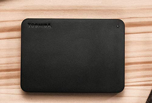 Toshiba Canvio Basic 2TB A2 USB 3.0 External Hard Drive (Black)
