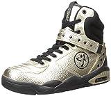 Zumba Fitness Damen Air Classic Athletic Dance Workout Shoes Fitnessschuhe, Gold (Gold 710),38 EU