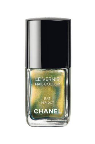 Le Vernis Nail (CHANEL LE VERNIS Nail Colour Nagellack 531 Peridot - 13ml.)