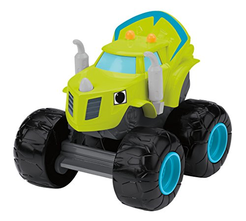 Blaze y los Monster Machines - Parlanchín Fisher-Price (Mattel DXB78)