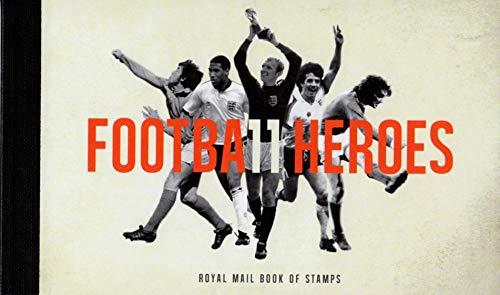 2013Fußball Helden Prestige Booklet-Royal Mail Stempel Book SG DY7(versiegelt)