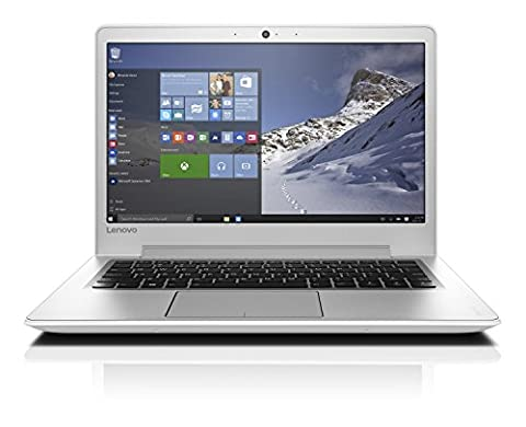 Lenovo ideapad 510S 33,78cm (13,3 Zoll Full HD Anti-Glare) Notebook (Intel Core i7-7500U, 3,5GHz, 8GB RAM, 256GB SSD, Intel HD Grafik 620, Windows 10 Home)
