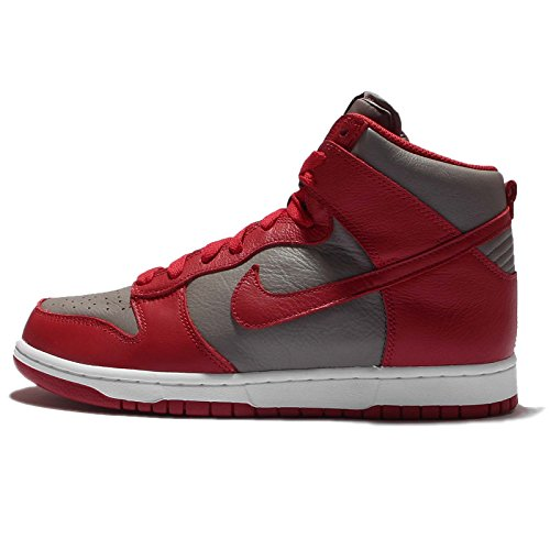 Nike 850477-101, Chaussures de Sport Homme soft grey university red 001