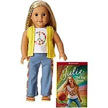 American Girl - Beforever Julie Doll & Paperback Book by American Girl