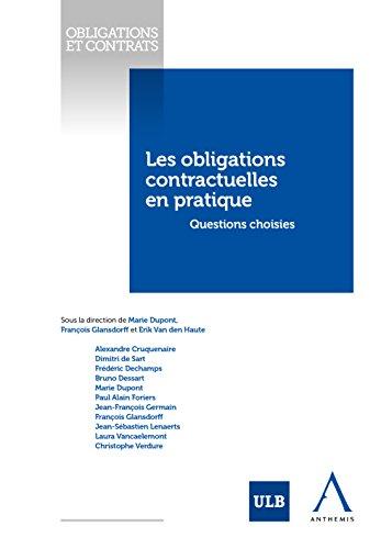les-obligations-contractuelles-en-pratique-questions-choisies-belgique-obligations-et-contrats